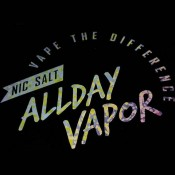 All Days Vapor SALT