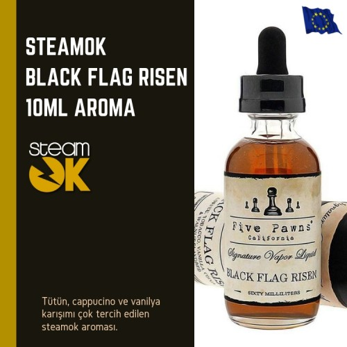 Black Flag Risen - Clone Steamok Aroma 10ML