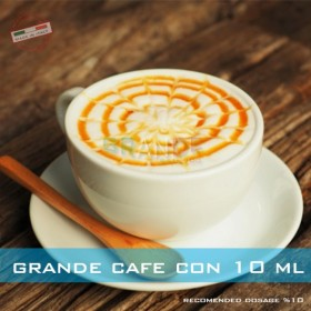 Grande Cafe Con Aroması 10ML