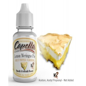 Capella Lemon Meringue Pie V2 Aroma 10ML