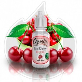 Capella Wild Cherry with Stevia Aroma 10ML