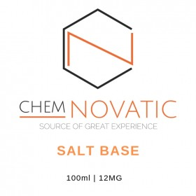 Chemnovatic Salt Base 12mg 100ML