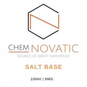 Chemnovatic Salt Base 6mg 100ML