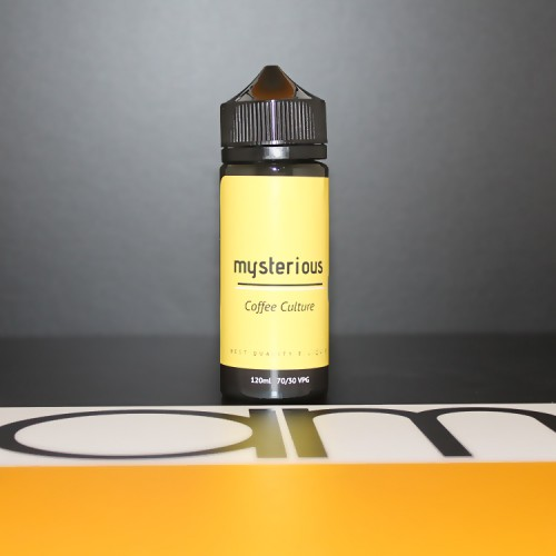 Coffee Culture - Mysterious 120ML