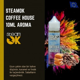 Coffee House - Clone Steamok Aroma 10ML