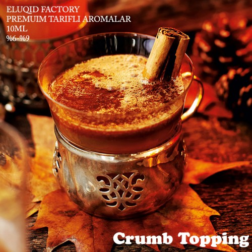 Crumb Topping Aroma