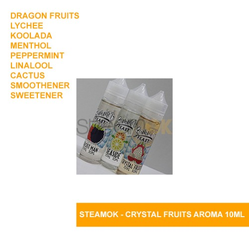 Crystal Fruits - Clone Steamok Aroma 10ML