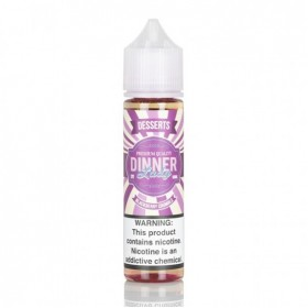 Dinner Lady Blackberry Crumble Premium Likit 60ml