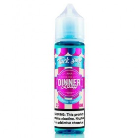 Dinner Lady Bubble Trouble Premium Likit 60ml