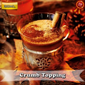 E Liquid Factory - Crumb Topping 30ML Likit