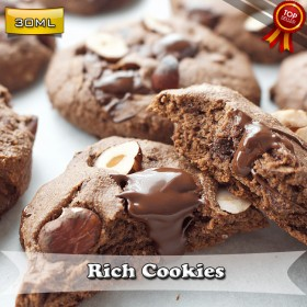 E Liquid Factory - Rich Cookies 30ML Likit