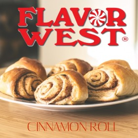 Flavour West - Cinnamon Roll Aroma 10ML