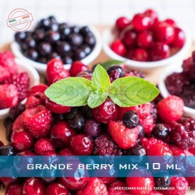 Grande Berry Mix Aroması 10ML
