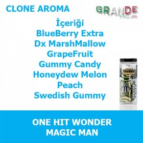 Grande Clone Magic Man Aroması 10ML