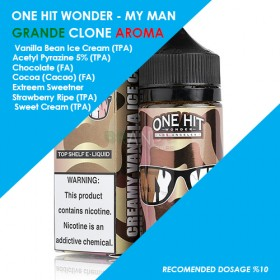 Grande Clone My Man Aroması 10ML