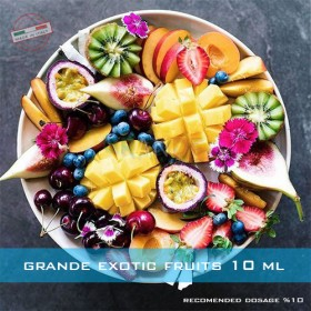 Grande Exotic Fruits Aroması 10ML