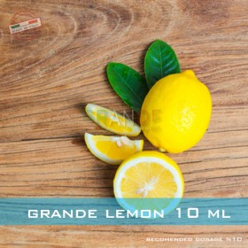 Grande Lemon ( Limon ) Aroması 10ML
