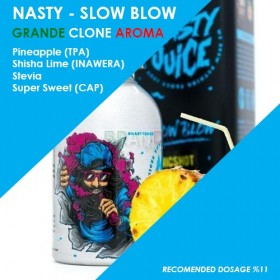 Grande Clone Nasty Juice Slow Blow Aroması 10ML