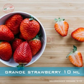 Grande Strawberry ( Çilek ) Aroması 10ML