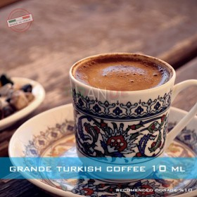 Grande Turkish Coffee Aroması 10ML