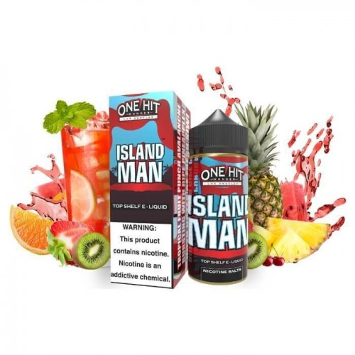 Island Man (Yeni Seri) 100ML - One Hit Wonder
