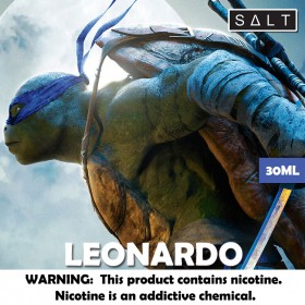 Leonardo SALT 30ML - TURTLES