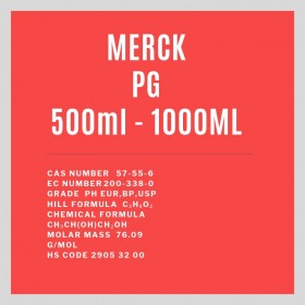 MERCK - SAF PG - 500ML-1000ML