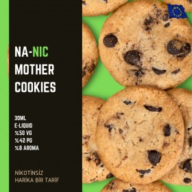 Mother Cookies - Nanic - Nikotinsiz 30ML Likit