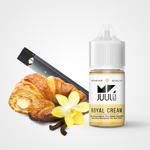 Mr. JUUL - Royal Cream - 20 mg
