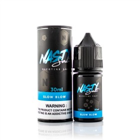 Nasty Slow Blow 30ML ( Kutulu ) / Nic Salt Likit