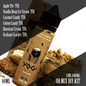 OB MIX DIYKIT GRANOLA BAR