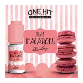One Hıt Wonder - Mila's Macarons Strawberry 10ml