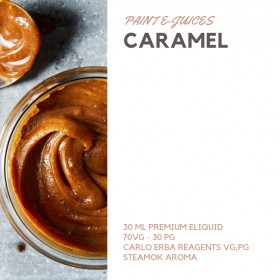 Paint e-Juices - Caramel ( Karamel ) Likit