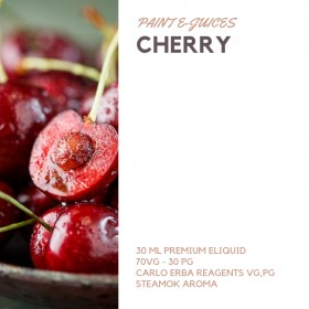 Paint e-Juices - Cherry ( Kiraz ) Likit