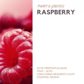 Paint e-Juices - Raspberry ( Ahududu ) Likit