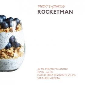 Paint e-Juices - Rocket Man Likit