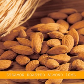 Roasted Almond - Steamok Aroma 10ML