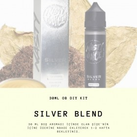 SILVER BLEND OB DIY KIT - 30ML