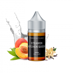 SteamOk Kitchen Queen 30ML Salt Likit