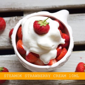 Strawberry Cream - Steamok Aroma 10ML
