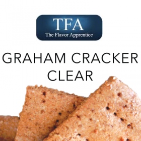 TFA Graham Cracker Clear Aroma 10ml
