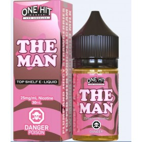 The Man - One Hit Wonder 30ML Salt Likit