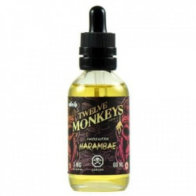 Twelve Monkeys Harambae E-Likit 60ml