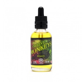 Twelve Monkeys Kanzi E-Likit 60ml