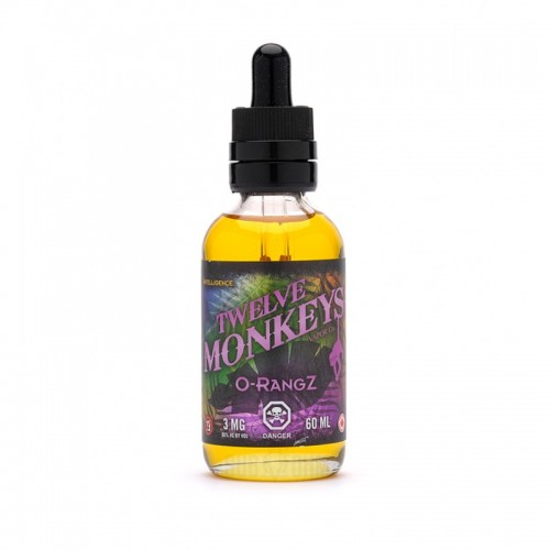 Twelve Monkeys O-RangZ E-Likit 60ml