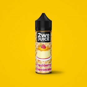 Two Juice -FRESHBERRY CHEESECAKE - 60ml
