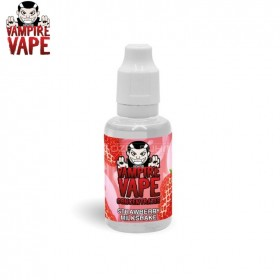 VampireVape - Strawberry Milkshake 10ML