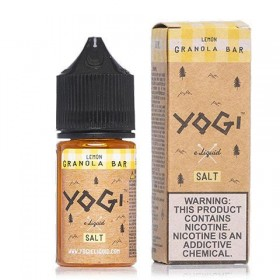 Yogi Lemon Salt Likit 30ML